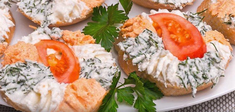 кучерявые бутерброды