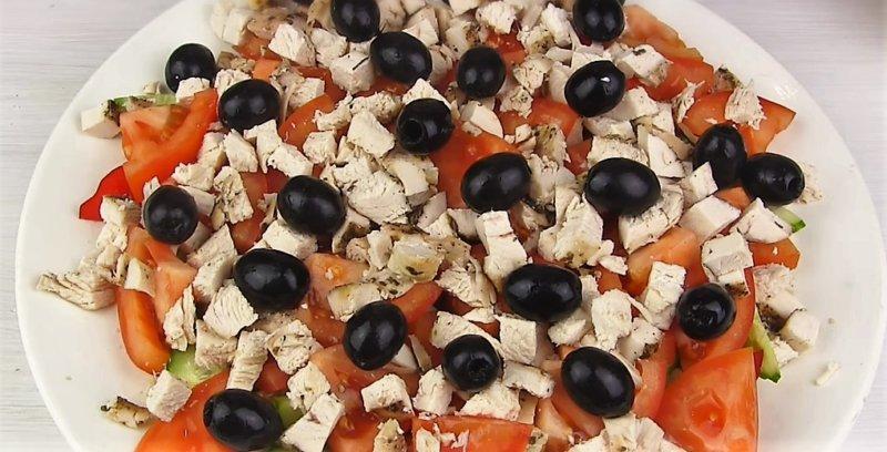 по-гречески салат готов