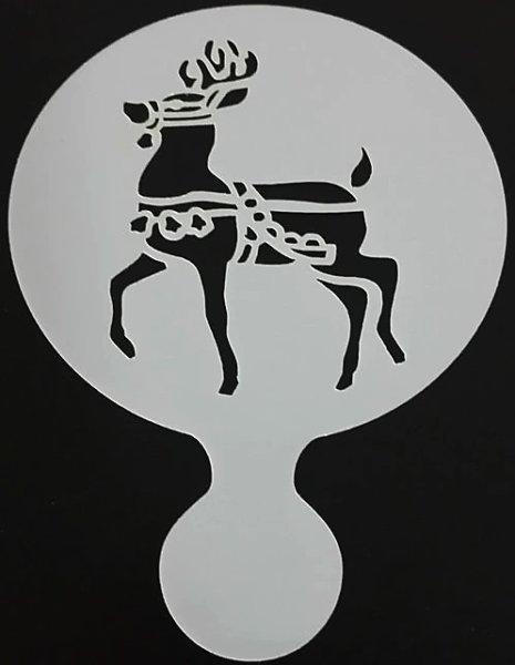 лошадка - шаблон