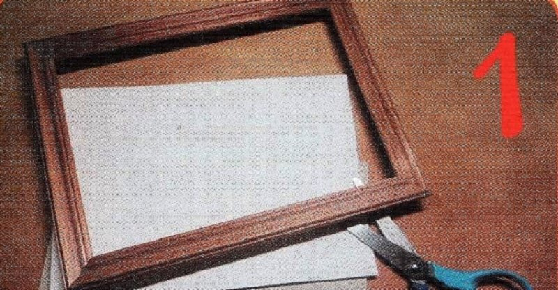рамка картины