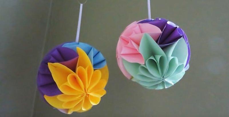 красивые шары