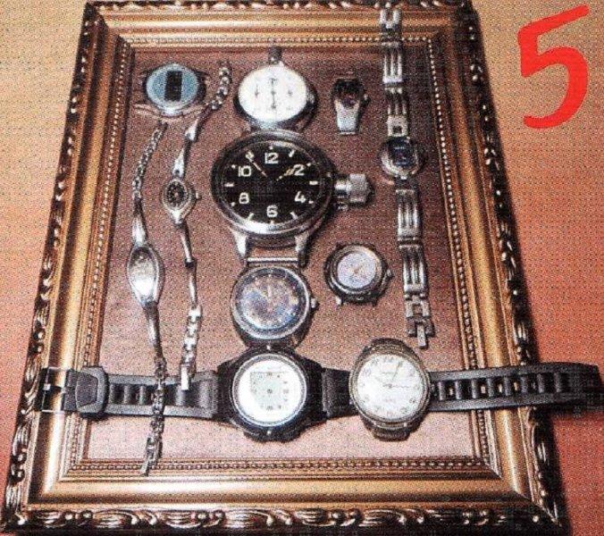 картина - часы