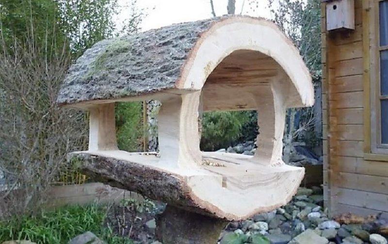 оригинальный домик