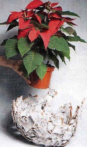 цветок в поделку