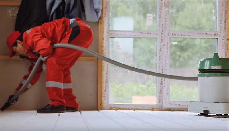 Электро-водяной теплый пол XL PIPE. Монтаж теплых полов в деревянном доме
