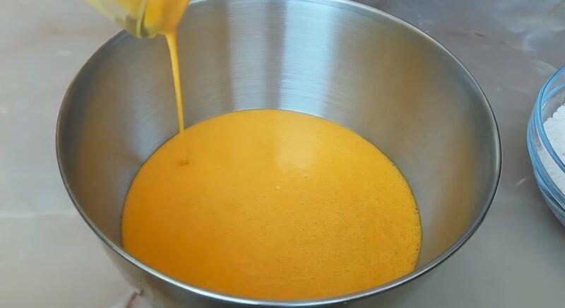 масса желтая