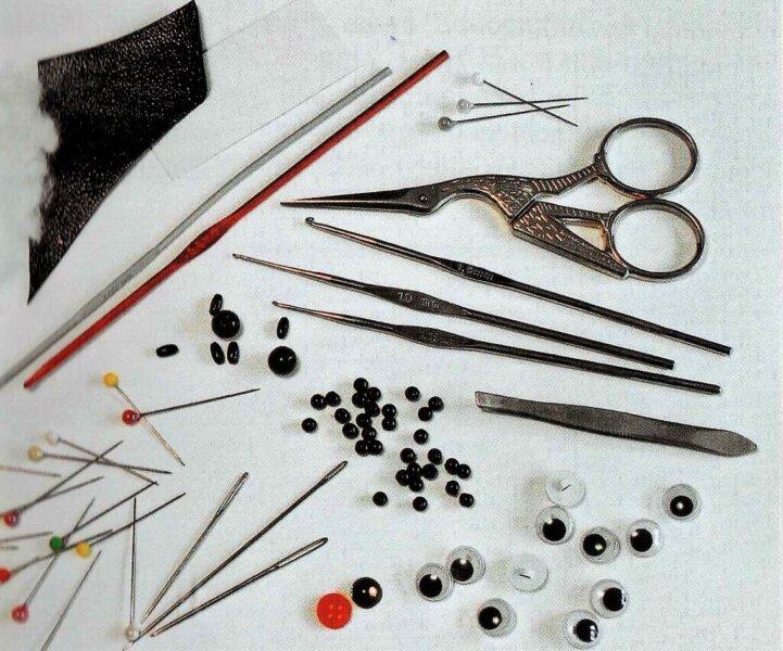 amigurumi-dlya-nachinayushhix-0 Амигуруми для начинающих — схемы с описанием работы крючком