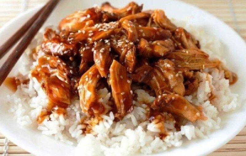 Курица в соусе терияки — простые рецепты домашнего приготовления