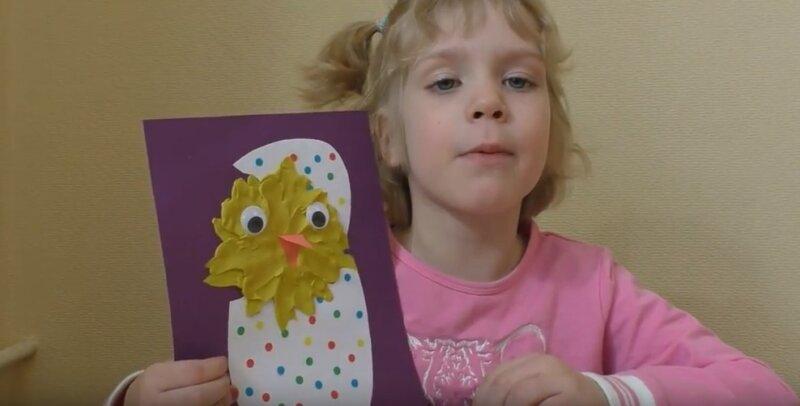детская аппликация