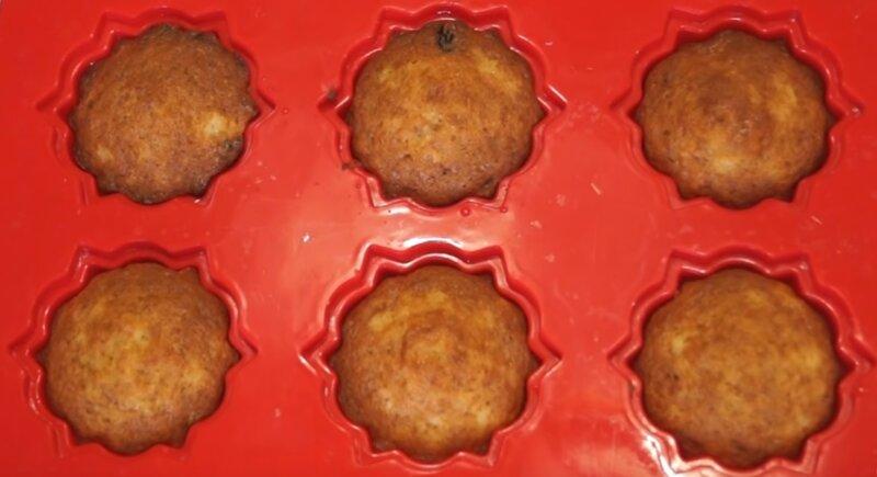 Кекс с творогом и ежевикой в духовке - рецепт пошаговый с фото