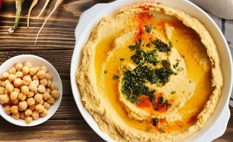 Хумус — классический рецепт в домашних условиях
