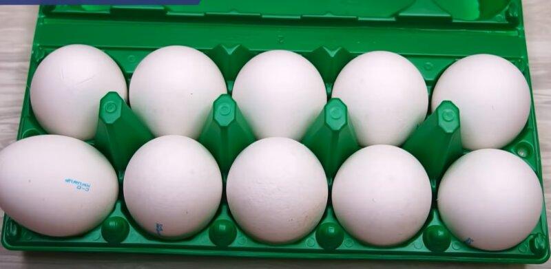 яйца вкрутую как варить