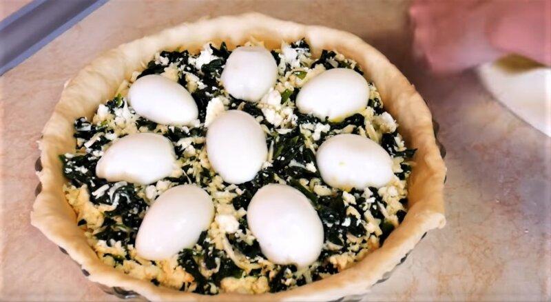 яйца в начинке