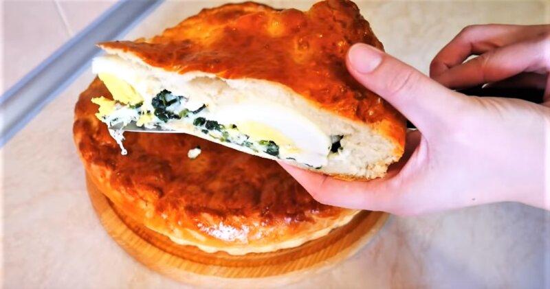 пасхальный пирок