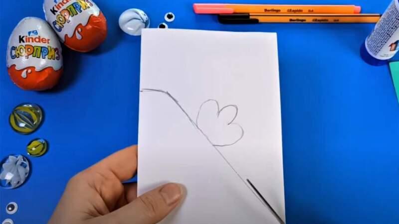 рисунок петушка
