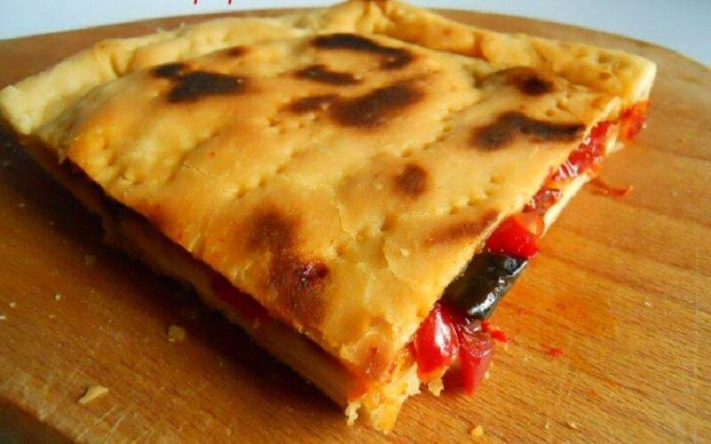 Фокачча — классический рецепт итальянского хлеба с начинкой