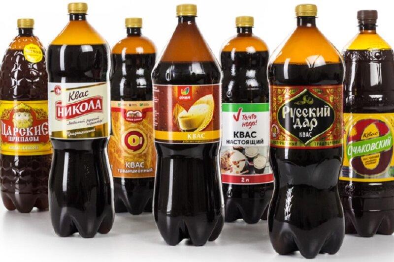 как выбрать квас в бутылках