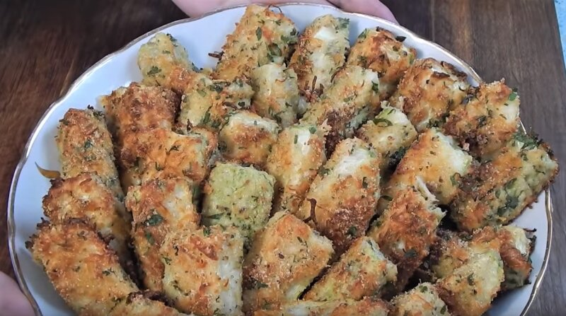 Что можно приготовить из кабачка быстро и вкусно