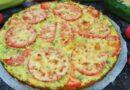 Пицца из кабачков в духовке — вкусный рецепт по быстрому