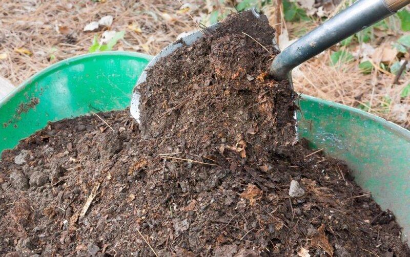 Готовое органическое удобрение