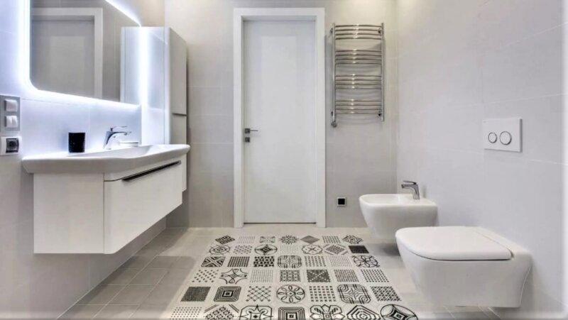 подвесной санфаянс для ванной комнаты