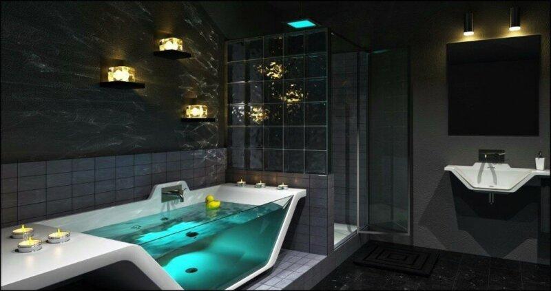 ванна будущего