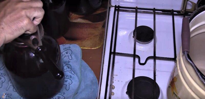 компот из черной смородины закатать
