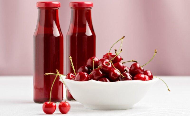 заготовка сока в бутылках