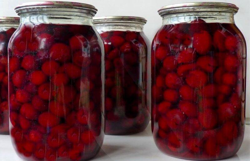 заготовка из вишни