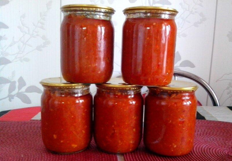 приправа с помидорами