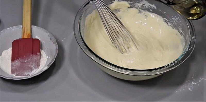 тесто для ленивых пирогов