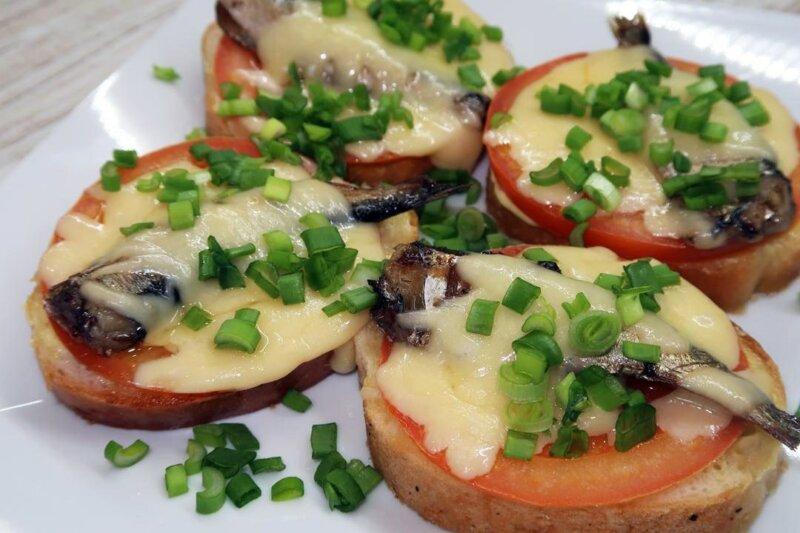 Горячие бутерброды — быстрые рецепты бутербродов на скорую руку