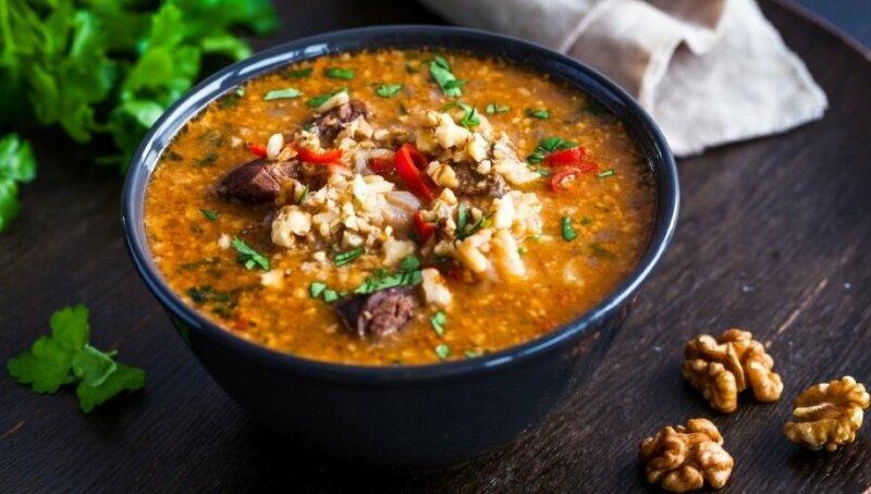 суп харчо из мультиварки