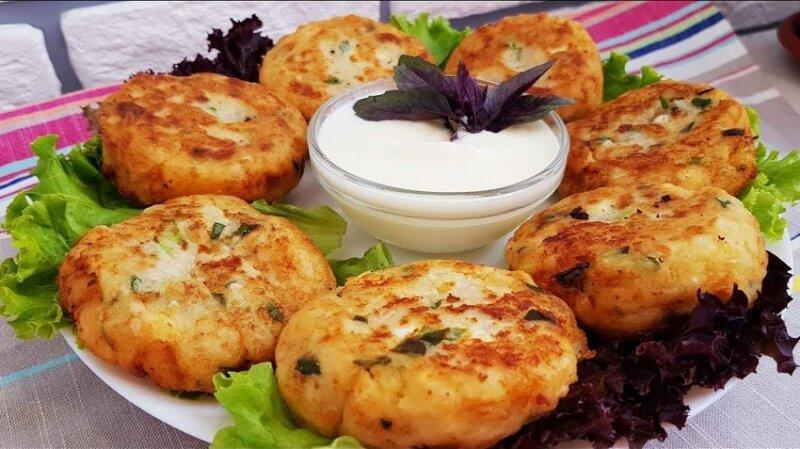 Картофельные котлеты: вкусные рецепты котлет из картошки