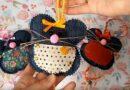Крыса (мышь) своими руками из ткани с выкройками и схемами