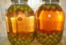 Компот из винограда на зиму — лучшие рецепты компота в банках