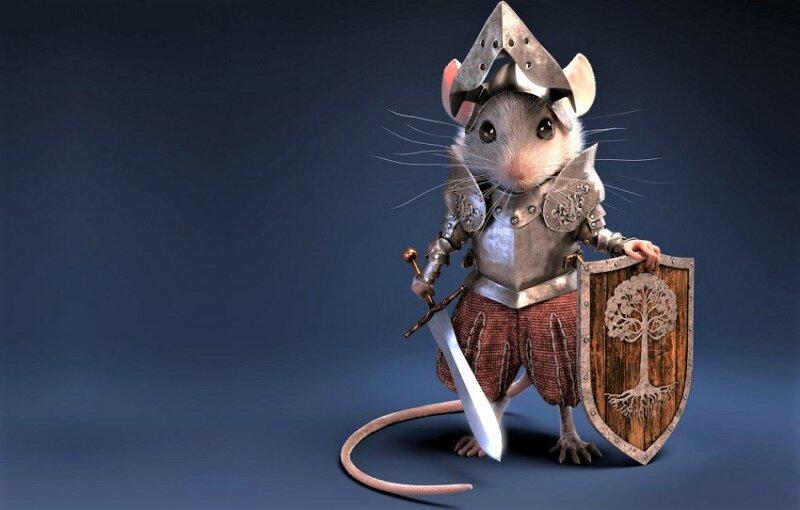 металлическая крыса