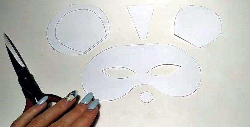 шаблоны маски