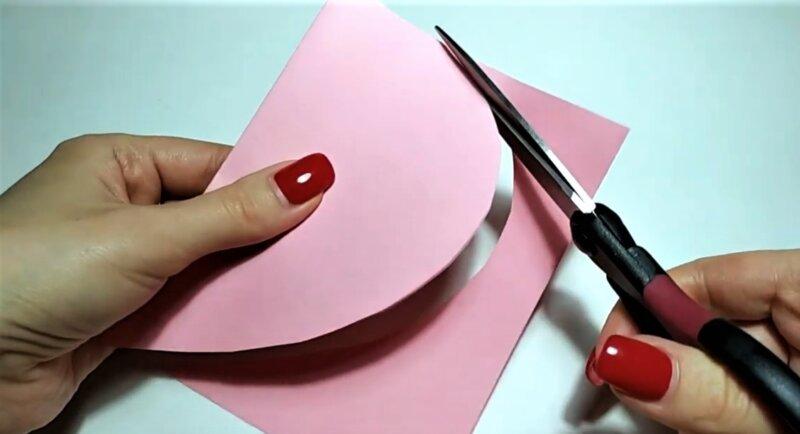вырезание тела мышки