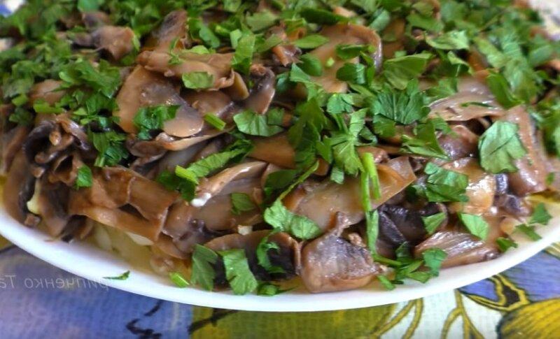 популярный салат Лемберг