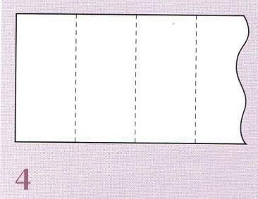 разметка бумаги