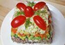 Салат с рыбными консервами — 11 простых и очень вкусных рецептов