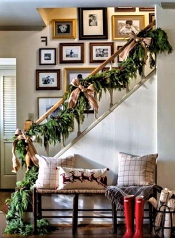 нарядная лестница