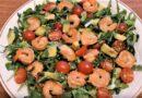 Салат с креветками — очень вкусные рецепты креветочных салатов