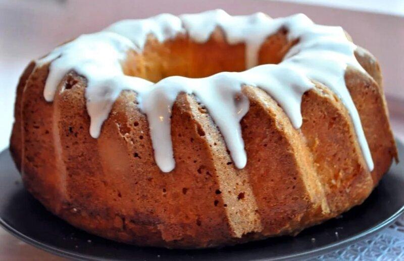 Кекс в большой форме. Простые рецепты большого кекса в духовке