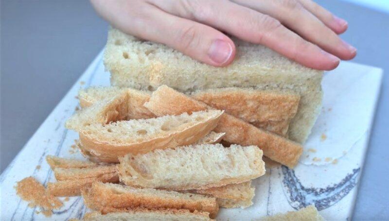 корочки хлеба