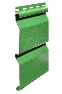 зеленый сайдинг