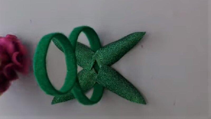 зеленые листочки