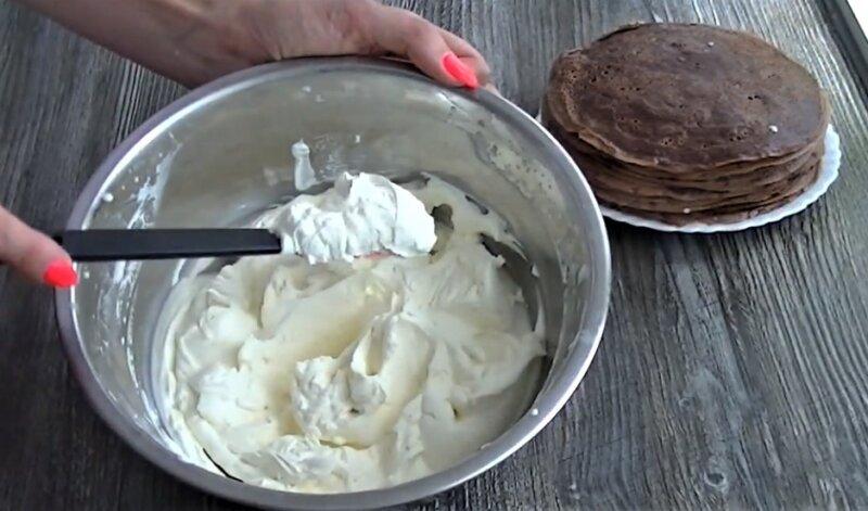 сырный крем