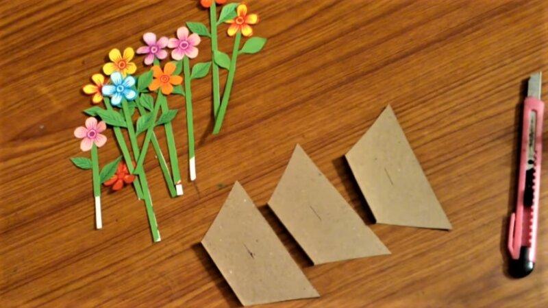 держатели цветов